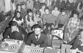 France Musique enregistre l'émission «Les Jeunes Français sont Musiciens» de François Serette depuis le festival