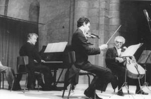1977 Yan Pascal Tortelier, Eric Heidsieck, Paul Tortelier