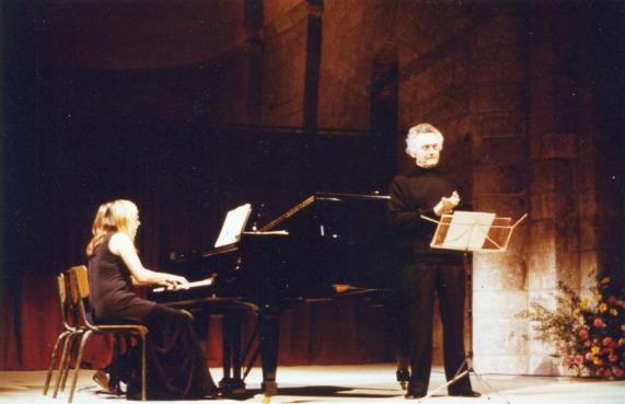 1978 : Matthias VOGEL et Catherine COLLARD