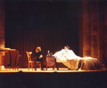 1978 Dialogues d'Ombres de Georges Bernanos par Dominique Daguet et Françoise Caillaud