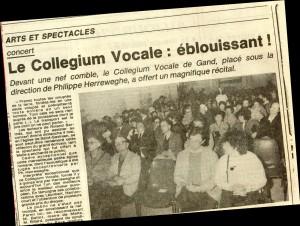 1986: La Nouvelle République
