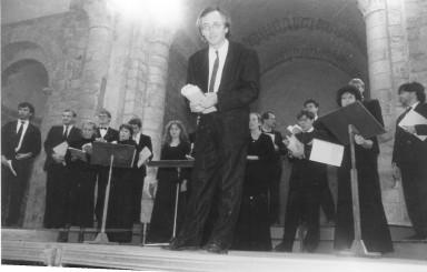 1986 : Le Collegium Vocale de Gand – dir Philippe Herreweghe