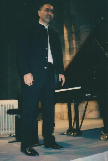2001 : Abdel Raman El Bacha, piano