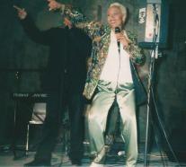 2001: gospel - Manda Djinn