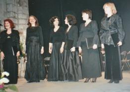 2006 : Ensemble Discantus, voix de femmes a cappella
