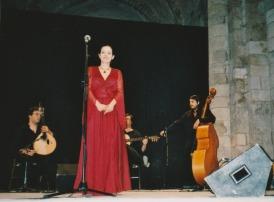 2008 : Fado avec Carla Pires