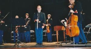 2008 : Orchestre à cordes de la Garde républicaine - flûte solo, Jean-Noël Bonmort