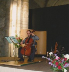 2009 : Christophe Coin, violoncelle