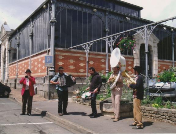 2009 : Fanfare Tribalbanda