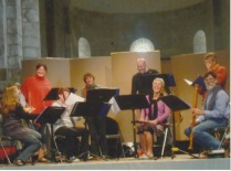 2010 : Répétitions - Deux plus et compagnie, Chant choral