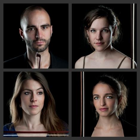 Quatuor Voce 01 © Sophie Pawlak