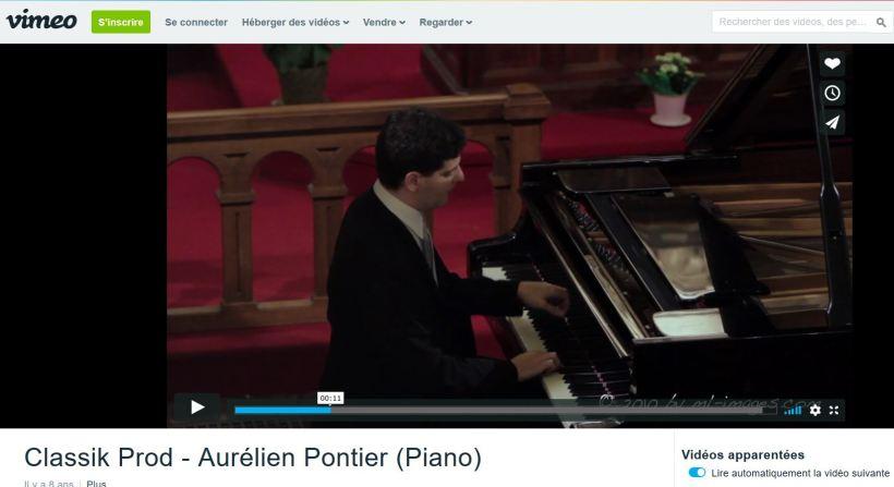 Aurélien Pontier sur Vimeo