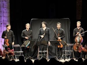 Quatuor Van Kuijk et Raphaël Sévère