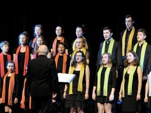 Chorales d'enfants de Sanxay et Poitiers