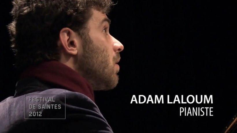 Adam Laloum Festival de Saintes