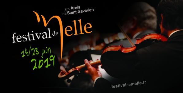Bandeau festival 2019 © Festival de Melle