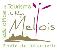 Logo Office de Tourisme du Pays Mellois