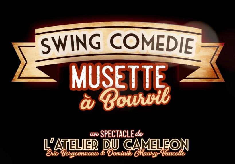 Swing Comédie Musette © Festival de Melle