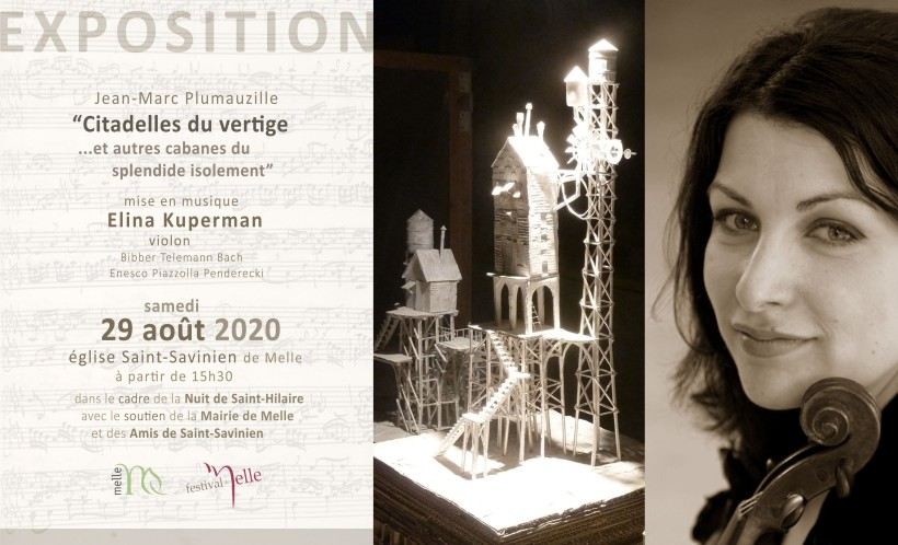 Nuit de Saint-Hilaire 2020 © Festival de Melle